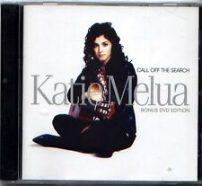 - CD + DVD - KATIE MELUA - Call off the search