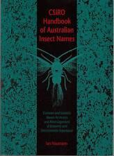 CSIRO Handbook of Australian Insect Names by Ian Naumann (Paperback, 1993)