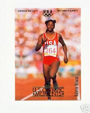 1996 UD OLYMPIC CHAMPIONS VALERIE BRISCO-HOOKS CARD #23 ~ MULTIPLES AVAILABLE