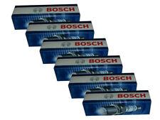 6 BOSCH Zündkerzen für PORSCHE 911 (991,997),BOXSTER (981,987)