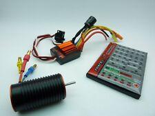 Combo Brushless pour voiture 1/18 , moteur brushless 5050kv 12T + ESC 18A