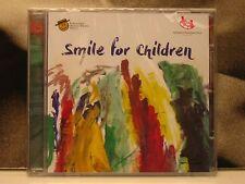 SMILE FOR CHILDREN CD 2016 NUOVO SIGILLATO GREGORIO REGA ERMINIO SINNI A. IRACE