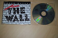 Roger Waters - Pieces from the wall. CD-Single PROMO (CP1705)