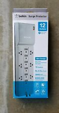Belkin BE112230-08 12-Outlet Power Strip Surge Protector [Belkin] FREE SHIPPING