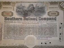 Southern Railway Company 1931  FREE SHIPPING