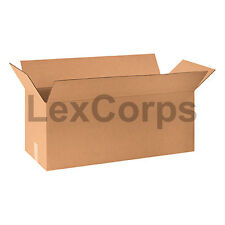 20 Qty 30x12x12 SHIPPING BOXES LC Mailing Moving Cardboard Storage Packing