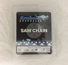 "20"" Chainsaw Saw Chain Blade CHISEL ECHO CS-590 3/8"" pitch .050 repl. 72LPX070G"