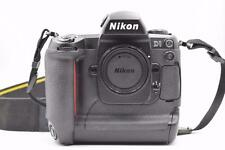 Nikon D1 2.7 MP Digital SLR Camera - Black (Body Only) - Two Batteries