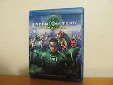 GREEN LANTERN - EXTENDED CUT Blu Ray / Dvd - I combine shipping - 2 Discs