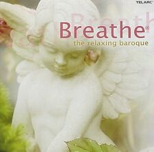 Breathe The Relaxing Baroque [CD]