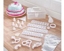 100 Piece Cake Decorating Kit