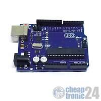 Arduino Uno R3 kompatibel ATMega328P 16U2 Entwicklungsboard 16MHz