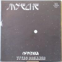 OFRENDA / VYTAS BRENNER Jayeche LP Venezuelan Prog Rock on Discomoda – Clean!