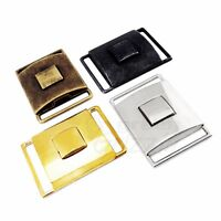 Metal press release buckles Clips for webbing strap 30 mm Bags AGP