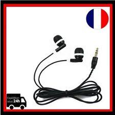 Ecouteurs Universels Intra-auriculaires Noirs Pour Iphone 7 7 plus 6 6 S 5