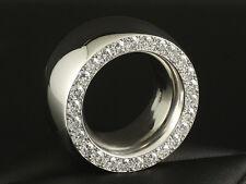Atemberaubender Brillant Ring ca. 2,60ct 43,4g 750/- Weißgold