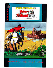 "Official Prince Valiant No 6  -1988-Strip Reprints Soft Cover- ""Castle Cover! """