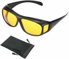 Boolavard Notte Vista guida su Occhiali UV Vento Lente Gialla