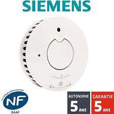 Siemens - Détecteur de Fumée NF Autonomie et Garantie 5 ans Delta Reflex 5tc12