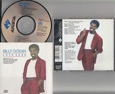 BILLY OCEAN- Love Zone CD (1986 Japan Press RARE) When The Going Gets Tough