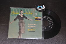 7 ep caterina valente sy oliver alone together ed 2493 decca usa