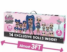 L.O.L. Surprise! Amazing Surprise Lol Dolls Playset New Sealed