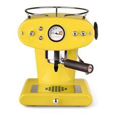 Illy - Macchina Caffè X1 per CAFFE' MACINATO Giallo - NUOVO