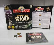 Monopoly Star Wars Collectors Edition PC With coins but no figure