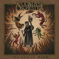 Apocalypse Orchestra - The End Is Nigh [CD]