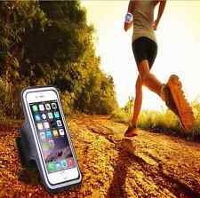 Jogging Sport Gym Arm Band Holder Case Fr iPhone6 Samsung Galaxy S3/4 Exercise Y
