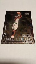 1998 - 99 Upper Deck Paul Pierce Black Diamonds Futures RC Rookie Celtics NM