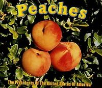 Presidents of the United States of America Peaches (1996) [Maxi-CD]