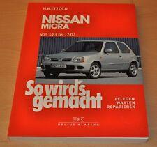 Werkstatthandbuch Wartungsanleitung Nissan Vanette C22 Karosserie Ergänzung 1 Kaufe Jetzt Automobilia