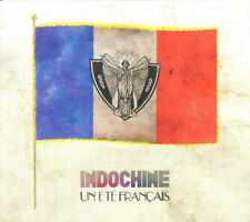 CD MAXI SINGLE DIGISLEEVE INDOCHINE UN ETE FRANCAIS RARE NEUF SOUS BLISTER