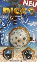 Würfel Spiel Lotto Geschenk Party Männer 50-seitig Jackpot Spaß dice4friends