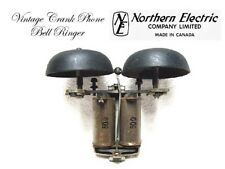 Antique NORTHERN ELECTRIC Wall Phone BELL RINGER