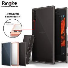 Xperia XZ XZs Case Genuine RINGKE FUSION Slim Hybrid Bumper Cover For SONY