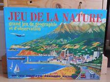 Jeu de société  - Jeu de la nature, Fernand Nathan de 1970 - VINTAGE