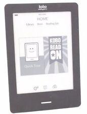 "Kobo eReader Touch, Wi‑Fi, 2GB, 6"", Black 17-2C"