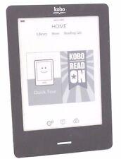 "Kobo eReader Touch, Wi‑Fi, 2GB, 6"", Black 17-4F"