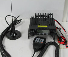 220mhz ham set -Anytone AT588 220MHz 50w Mobile radio with antenna and mag Mount