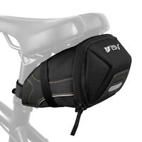 BV Bicycle Large Y-Series Strap-On Saddle Bag Bike Seat Rear Pouch NEW BV-SB2-L