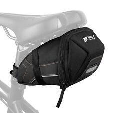 BV Bicycle Large Y-Series Strap-On Saddle Bag Bike Seat Rear Pouch NEW BV-SB2-L