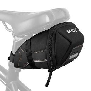 BV Bike Saddle Bag Y-Series Under Seat Nylon Bag Rear Storage Pouch Large