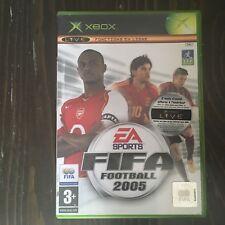 FIFA FOOTBALL 2005  X BOX