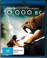 10.000 BC -  AUSTRALIAN  BLU-RAY - ROLAND EMMERICH
