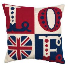Anchor Tapisserie Kit Coussin Living Love Lettres britanniques Toile imprimée 12 Comte