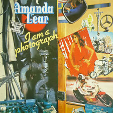 "12"" LP - Amanda Lear - I Am A Photograph - B103 - washed & cleaned"