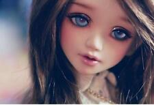 1/4 BJD Doll Girl Unoa lusis Doll FREE FACIAL MAKEUP+EYES-Araki_Neutral color