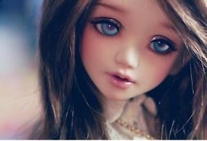 1/4 BJD SD doll Girl Unoa lusis sisit Doll FREE FACE MAKE UP+EYES-Araki